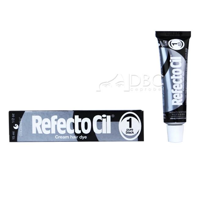 TINTA PARA CILIOS/SOBR. 1 REF. PRETA REFECTOCIL