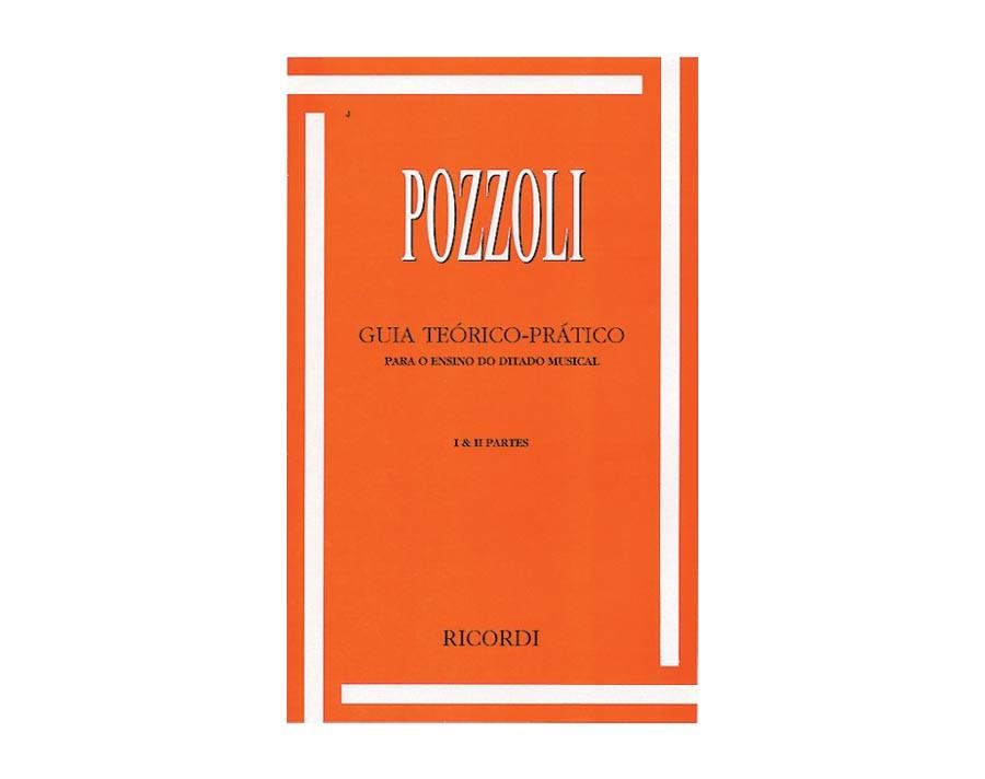 Guia Teórico Prático para o Ensino do Ditado Musical - Pozzoli - Parte I e II