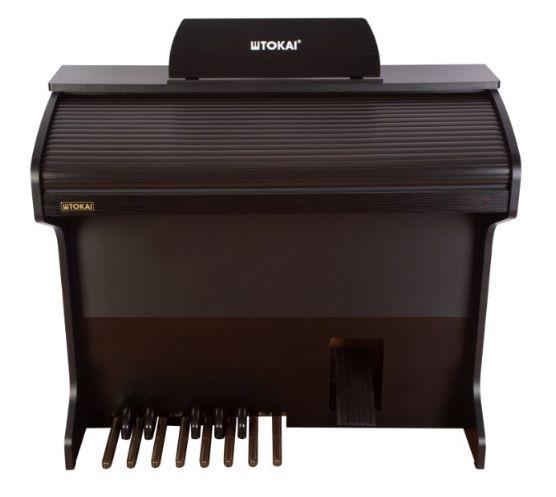 Órgão Eletrônico Tokai D2 Cor Preto Fosco  - Teclasom Instrumentos Musicais Ltda