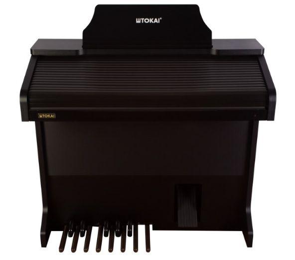 Órgão Eletrônico Tokai MD 20 Cor Preto Fosco  - Teclasom Instrumentos Musicais Ltda