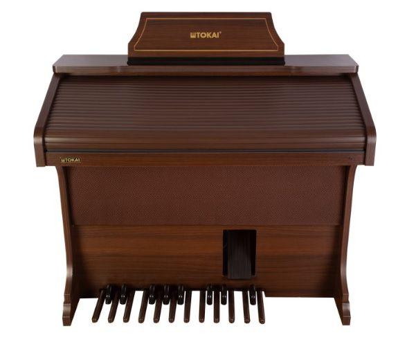 Órgão Eletrônico Tokai MD 750 Wengue  - Teclasom Instrumentos Musicais Ltda