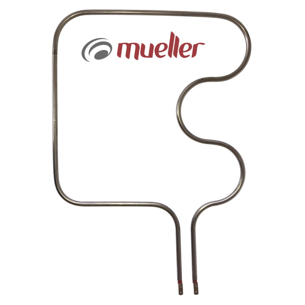 Kit com 2 Resistências Elétricas Forno Mueller Inferior 1000w 220v