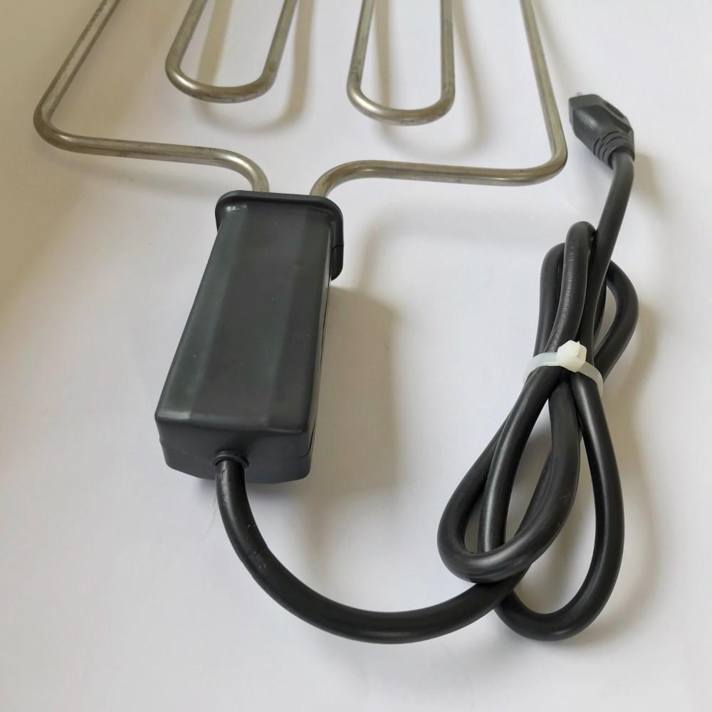 Resistência Churrasqueira Elétrica Vários Modelos 1600w