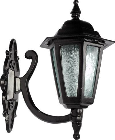 Luminária Com Braço Holandesa - FUNDIÇÃO VESUVIO
