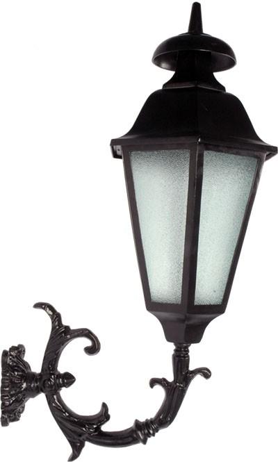 Luminária Com Braço Italiana - FUNDIÇÃO VESUVIO