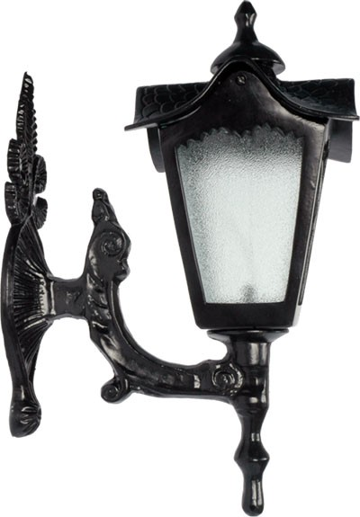 Luminária Com Braço Madri - FUNDIÇÃO VESUVIO