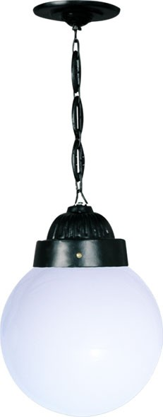Luminária Com Corrente Irlandesa - FUNDIÇÃO VESUVIO