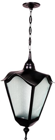 Luminária Com Corrente Romana Grande - FUNDIÇÃO VESUVIO