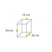 Arandela Bolt Triangular 01  - FUNDIÇÃO VESUVIO
