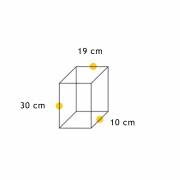 Arandela Bolt Triangular 02  - FUNDIÇÃO VESUVIO