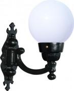 Luminária Com Braço Globo Pequeno I