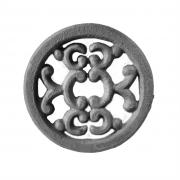 Rosacea Imperial  - FUNDIÇÃO VESUVIO