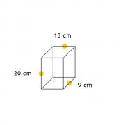 Arandela Flash Meia Face Triângulo 02L  - FUNDIÇÃO VESUVIO