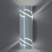 Arandela Flash Redonda 01 E-27 Alumínio