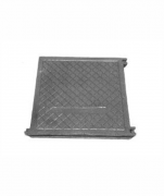 Tampão 50X50Cm Cl125 Porta Cadeado Ou Cisterna Em Ffn