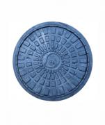 Tampão R3 Simples Cl300 (73Cm) Telefone Circular Sem Travas Para Passeio Em Ffn