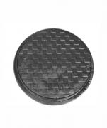 Tampão Dn600 Simples Cl125 (60Cm) Com 2 Travas Em Ffn