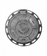 Tampão Dn600 Articulado Cl400 (65,5Cm) Em Ffn