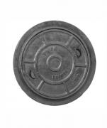 Tampão T55 Simples Cl400 (52,5Cm) Com 2 Travas Em Ffn