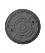 Tampão T80 Simples Cl400 (52,5Cm) Com 2 Travas Em Ffn