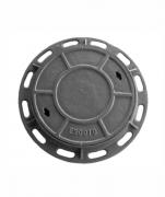 Tampão Dn600 Simples Cl400 (60Cm) Com 2 Travas Em Ffn