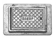 Caixa De Registro Daerp 19,5X30Cm Em Ffn
