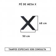 Pé De Mesa X  - FUNDIÇÃO VESUVIO