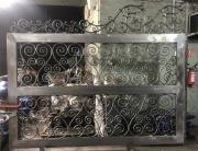 Portão em Ferro Fundido - Diversos Modelos  - FUNDIÇÃO VESUVIO