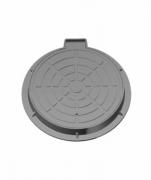 Tampão Dn600 Articulado Cl300 (60Cm) Com Anel E Trava Em Ffn