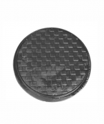 Tampão Dn600 Simples Cl300 (60Cm) Em Ffn