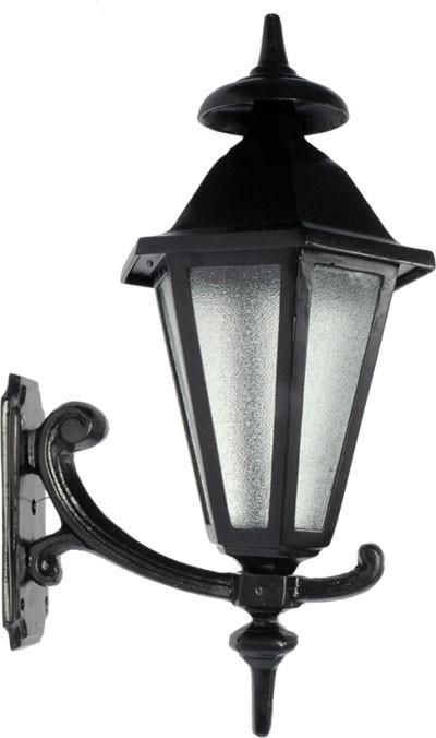 Luminária Com Braço Verona 2 - FUNDIÇÃO VESUVIO