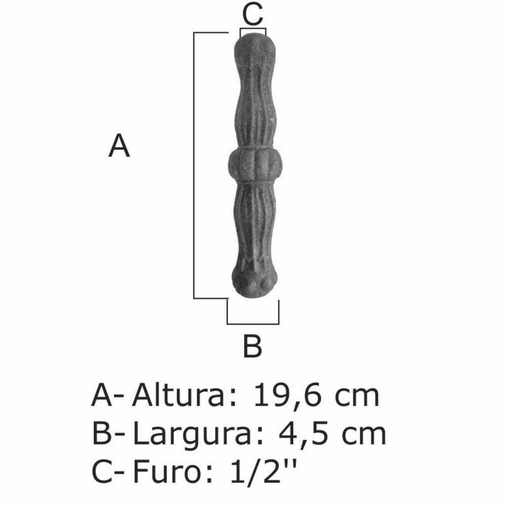 Anueto C196 - FUNDIÇÃO VESUVIO