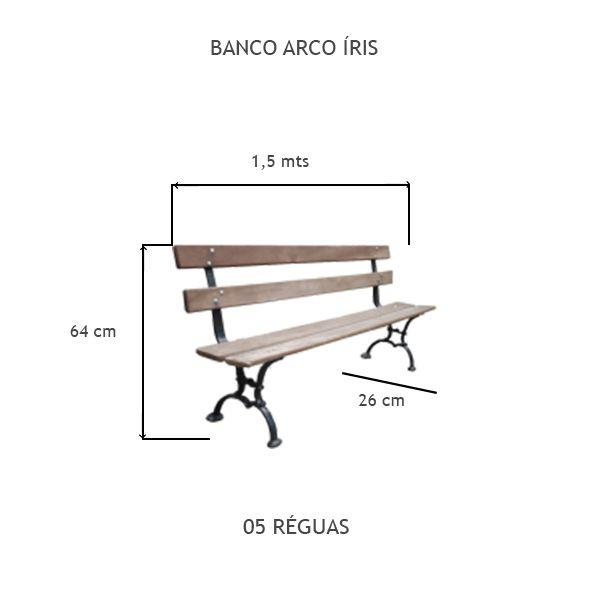 Banco Arco Íris - FUNDIÇÃO VESUVIO