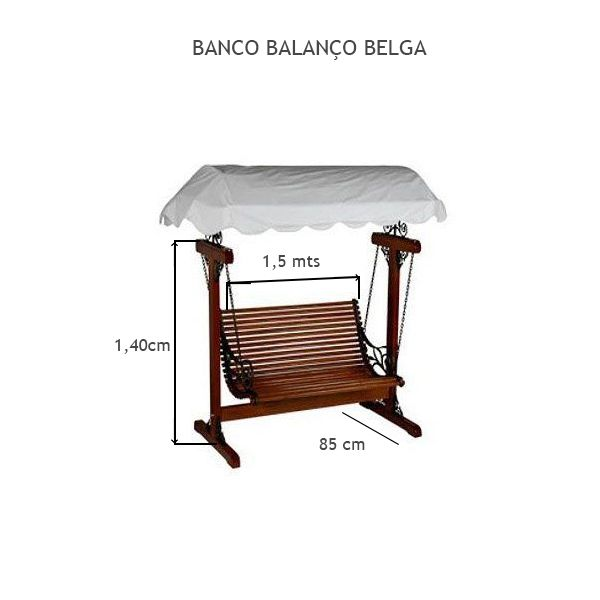 Banco Balanço Belga - FUNDIÇÃO VESUVIO