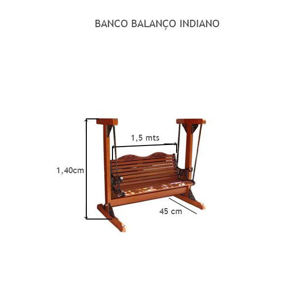 Banco Balanço Indiano - FUNDIÇÃO VESUVIO