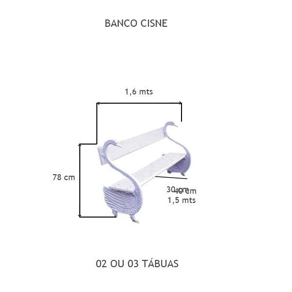 Banco Cisne - FUNDIÇÃO VESUVIO