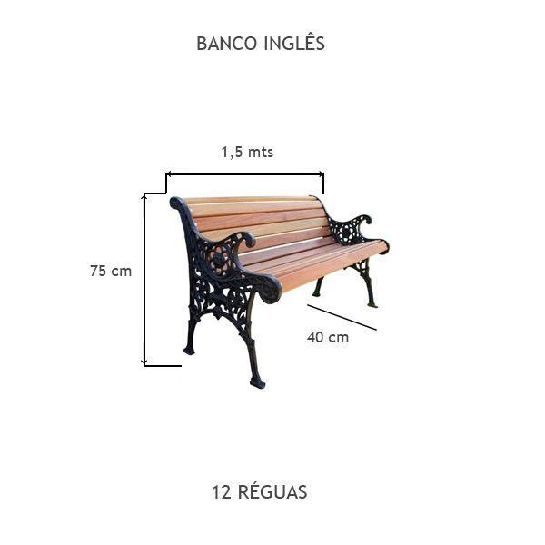 Banco Inglês - FUNDIÇÃO VESUVIO