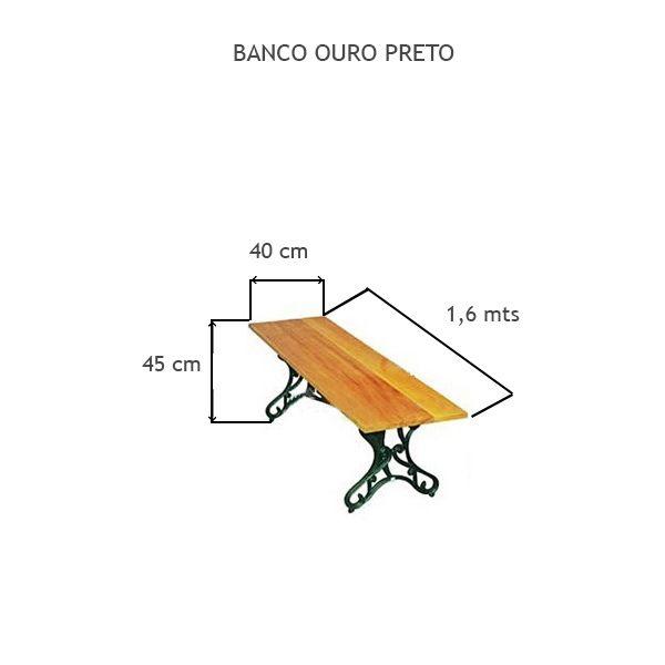 Banco Ouro Preto - FUNDIÇÃO VESUVIO