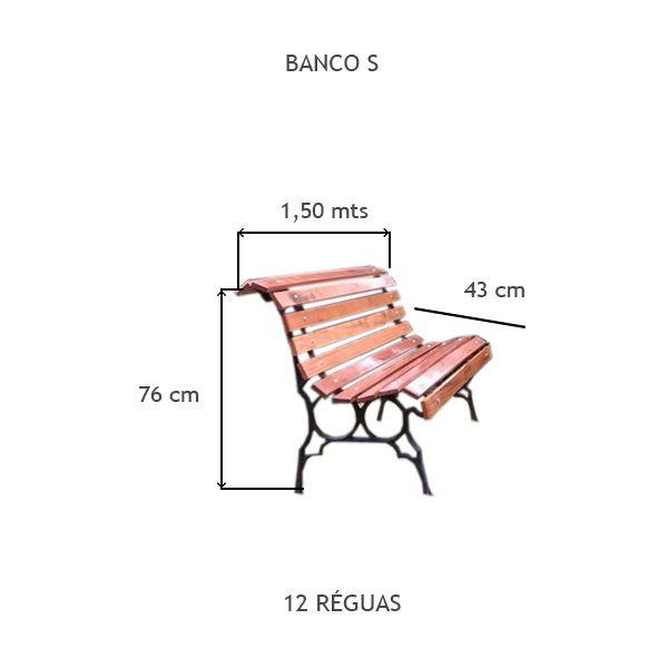 Banco S - FUNDIÇÃO VESUVIO