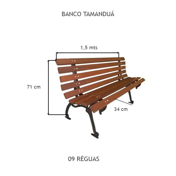 Banco Tamanduá - FUNDIÇÃO VESUVIO