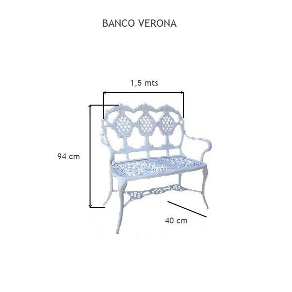 Banco Verona - FUNDIÇÃO VESUVIO