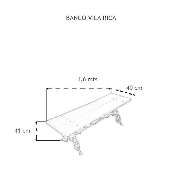 Banco Vila Rica - FUNDIÇÃO VESUVIO