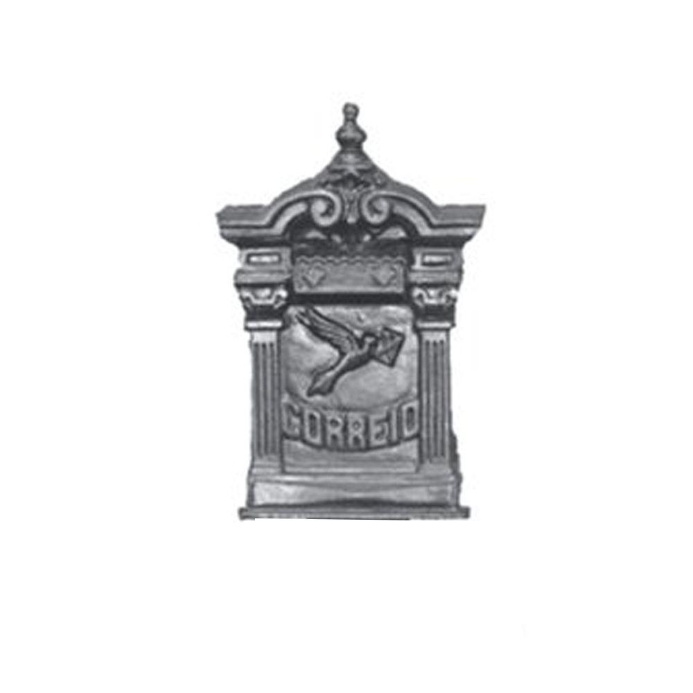 Caixa De Correio Colonial - FUNDIÇÃO VESUVIO