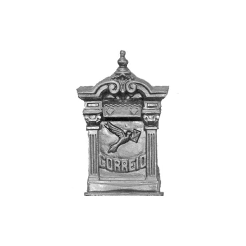Caixa De Correio Pombo Pequena - FUNDIÇÃO VESUVIO