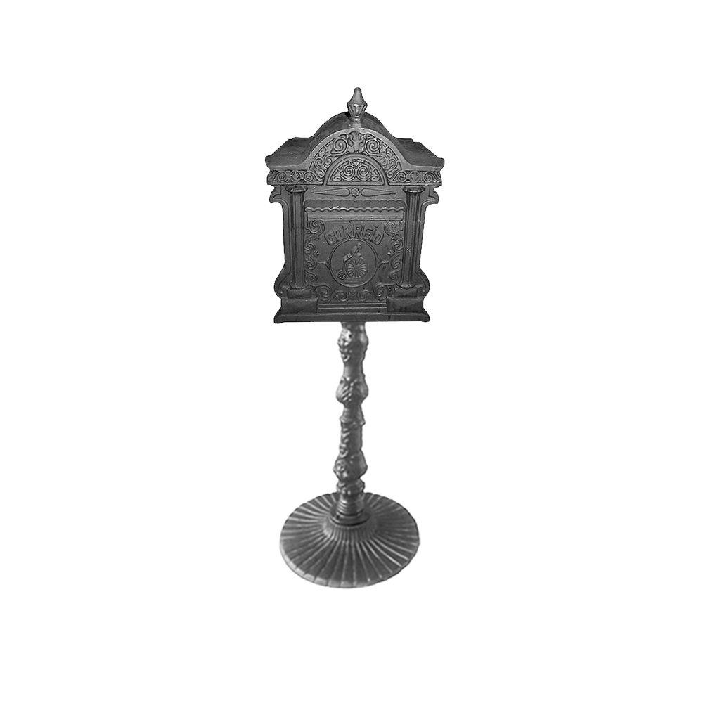 Caixa De Correio Romana - FUNDIÇÃO VESUVIO