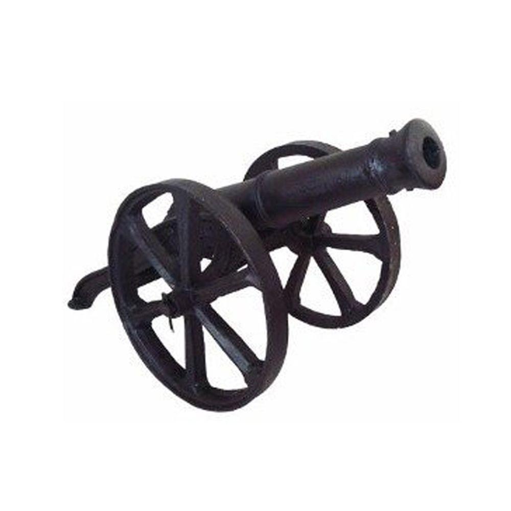 Canhão Decorativo - FUNDIÇÃO VESUVIO