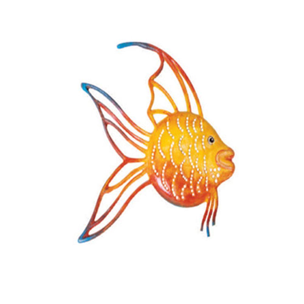 Peixe Para Decorar Parede Ou Aquário - FUNDIÇÃO VESUVIO