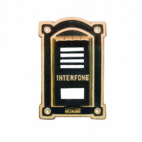 Porta Interfone Dallas - FUNDIÇÃO VESUVIO