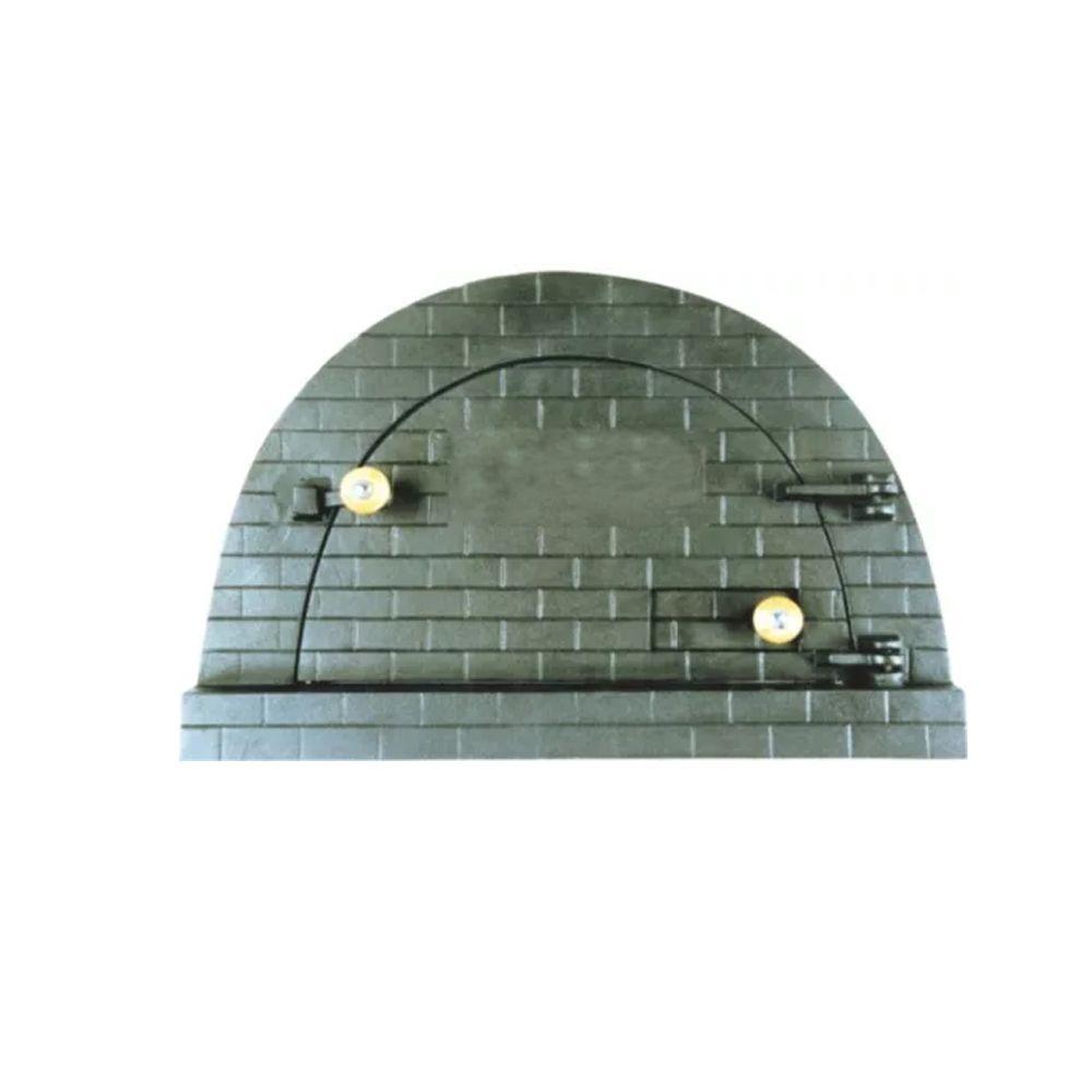 Porta Para Forno De Pizza Modelo 06 - FUNDIÇÃO VESUVIO