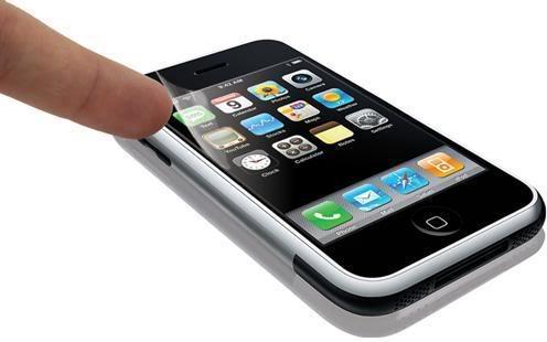 Pelicula protetora para Iphone 2g 3g 3gs ipod touch hiphone  - HARDFAST INFORMÁTICA